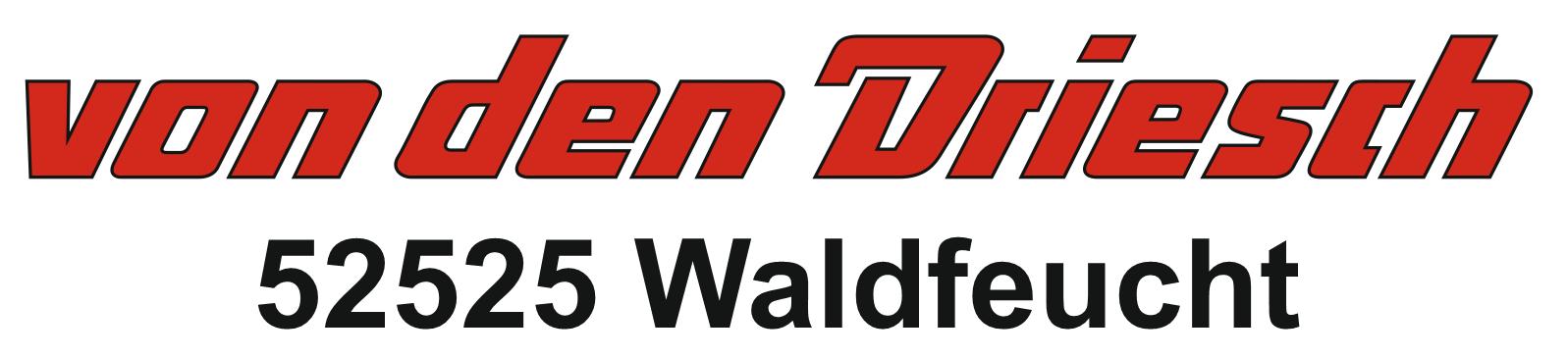 Logo Busunternehmen von den Driesch